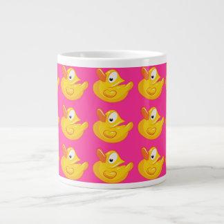 Yellow Rubber Duck Jumbo Mug