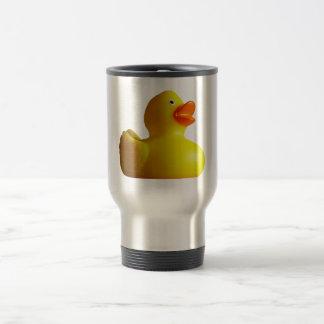 Yellow Rubber Duckie Mugs