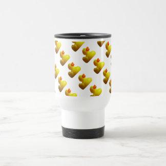 Yellow Rubber Duckies Mugs