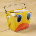 Yellow Rubber Ducks Baby Shower Wedding Favour Box