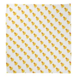 Yellow Rubber Ducks Head Kerchiefs