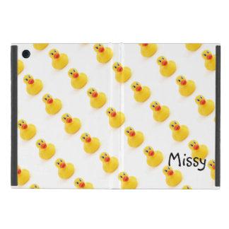 Yellow Rubber Ducks iPad Mini Cases