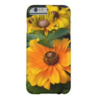 Yellow rudbeckia flowers iphone 6 case barely there iPhone 6 case