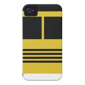 yellow school bus Case-Mate iPhone 4 case