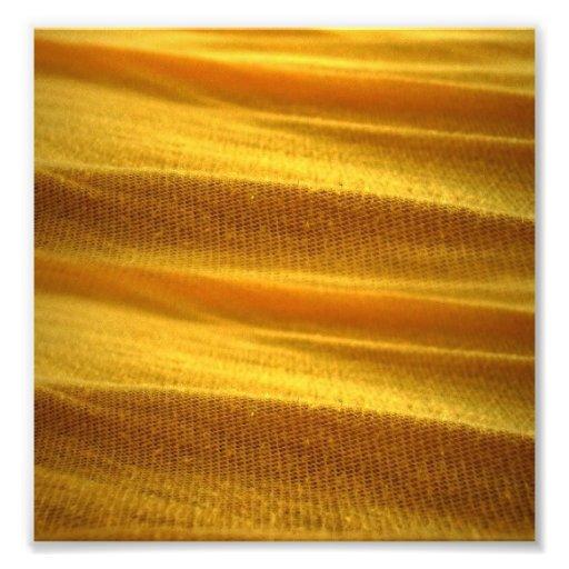 Yellow Sheet Texture Photo