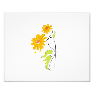 yellow simple earth flower graphic.png photograph