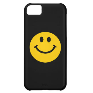 Yellow Smiley Face iPhone 5C Case