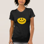 Yellow Smiley Face Tees