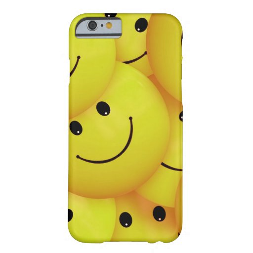 Yellow Smiley Faces iPhone 6 Case