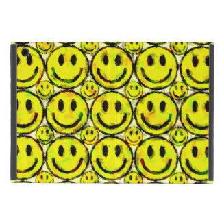 YELLOW SMILEYS COVERS FOR iPad MINI