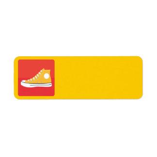 Yellow Sneaker