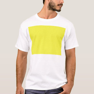 Yellow Spotted Backdrop T-Shirt