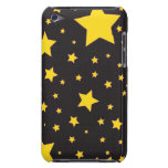 Yellow stars iPod Touch Case-Mate