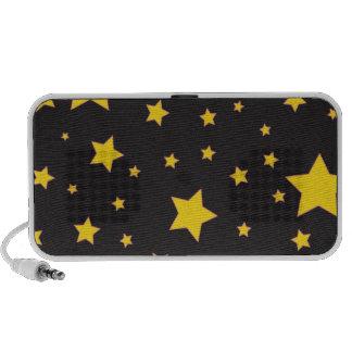 yellow stars speaker