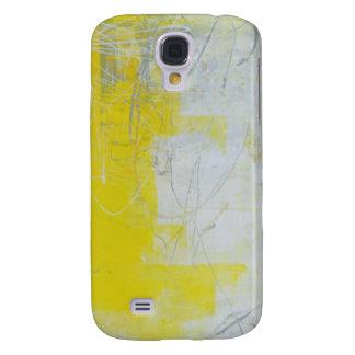 Yellow Stone Galaxy S4 Case