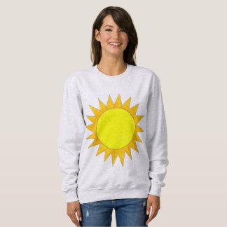 Yellow Summer Sun Sunny Sunshine Sweatshirt
