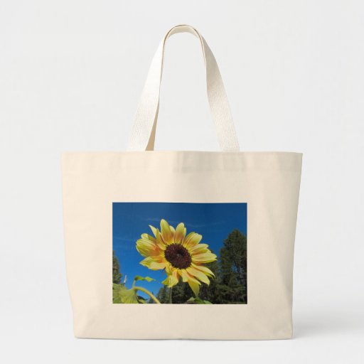 Yellow Sunflower Bag