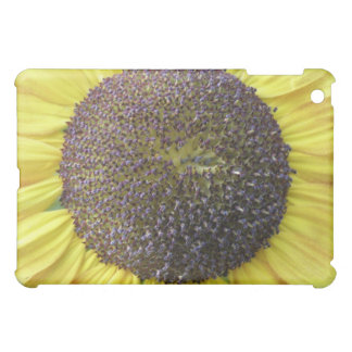 Yellow Sunflower  Cover For The iPad Mini