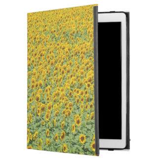 """Yellow Sunflower Field iPad Pro 12.9"""" Case"""