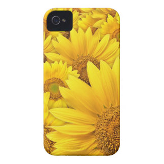 Yellow Sunflower Iphone 4S Case