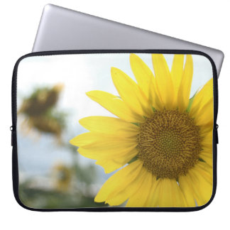Yellow SunFlower Laptop Sleeve
