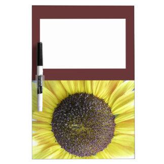 Yellow Sunflower Memo Board