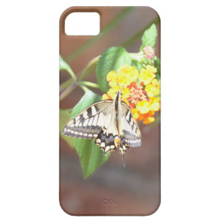 Yellow Swallowtail Butterfly iPhone 5 Cover