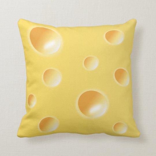 Swiss Cheese Texture Cushion Pillow