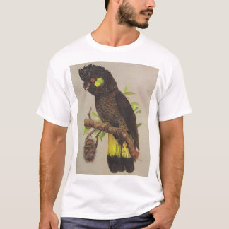 Yellow-tailed Black Cockatoo T-Shirt