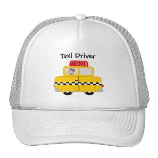 Yellow Taxi Customized Cap
