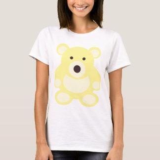 Yellow Teddy Bear T-Shirt