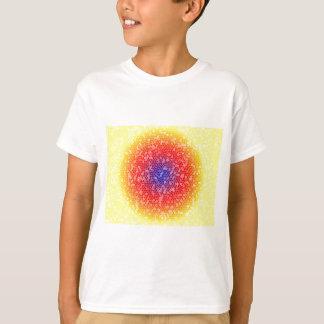 Yellow through he net T-Shirt
