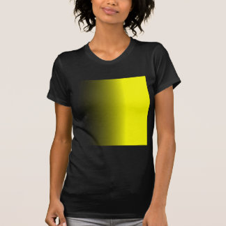 Yellow to {your choice} 2 tone vertical gradient T-Shirt