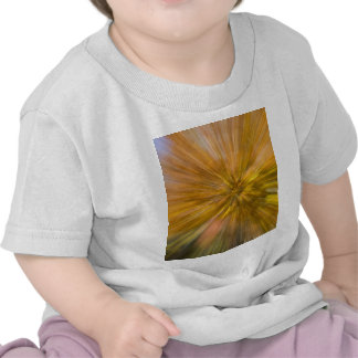 Yellow Tree Streaks II Shirt
