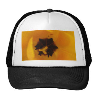 Yellow Tulip Trucker Hat