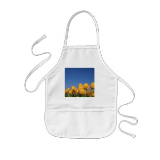 Yellow tulips by Thespringgarden Apron