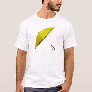 Yellow Umbrella Hong Kong Pro-Democracy Movement T-Shirt