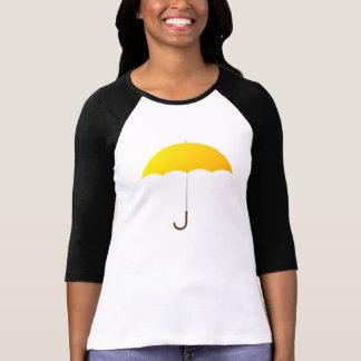 Yellow Umbrella T-Shirt