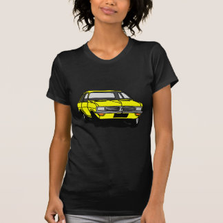 Yellow Vauxhall Viva HC T-Shirt