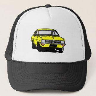 Yellow Vauxhall Viva HC Trucker Hat