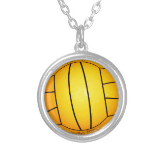 Yellow Volleyball Jewelry
