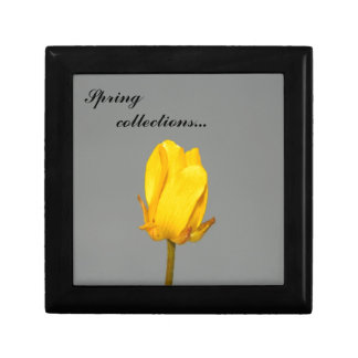 Yellow Wildflower Gift Boxes