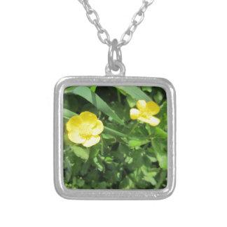Yellow Wildflower Custom Jewelry