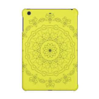 yellow with black pattern