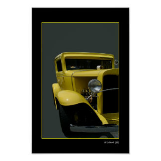 Yellow Wonder Poster