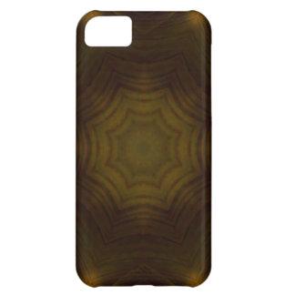 Yellow Wood Pattern iPhone 5C Case