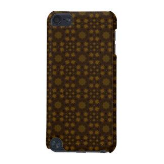 Yellow Wood Pattern iPod Touch 5G Case