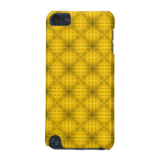 Yellow Wood Pattern iPod Touch (5th Generation) Cover