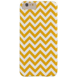 Yellow Zigzag iPhone 6/6s Plus Barely there case