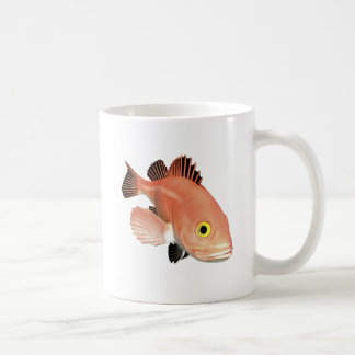 Yelloweye Pacific Rockfish Mugs